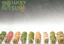 Lucky Sushi