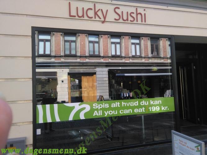 Slagelse Lucky Sushi