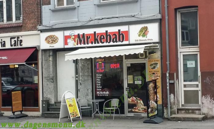 Mr. Kebab