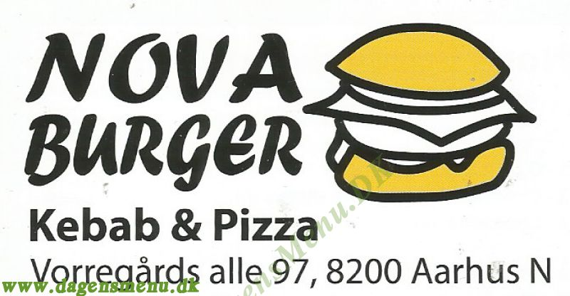 Nova Burger Kebab & Pizza