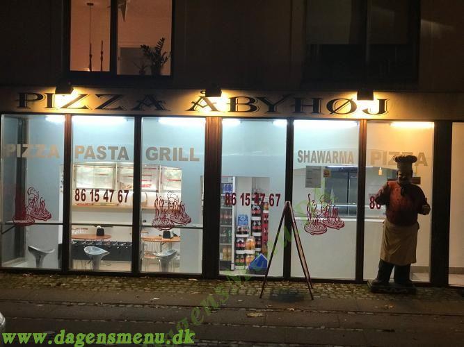 Pizza Åbyhøj