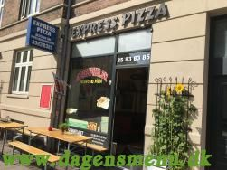 EXPRESS Pizza Nørrebro