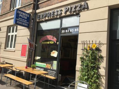 EXPRESS Pizza Nørrebro -