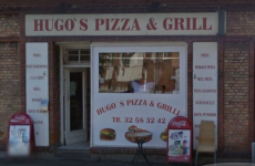 Hugo's pizza Amager
