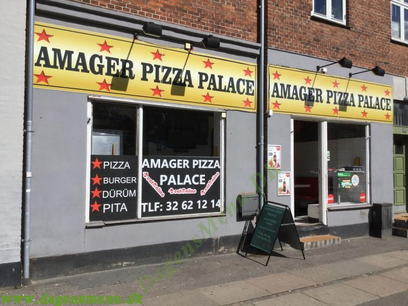 Amager Pizza Palace