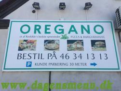 Oregan Pizza & Burger House