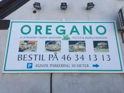 Oregan Pizza & Burger House