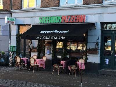 Stefanos Pizza
