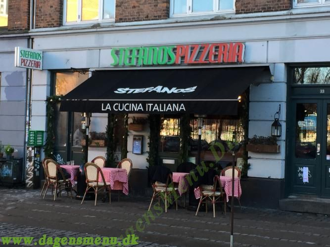 Stefanos Pizza
