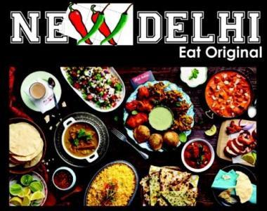 New Delhi Tomsgårdsvej