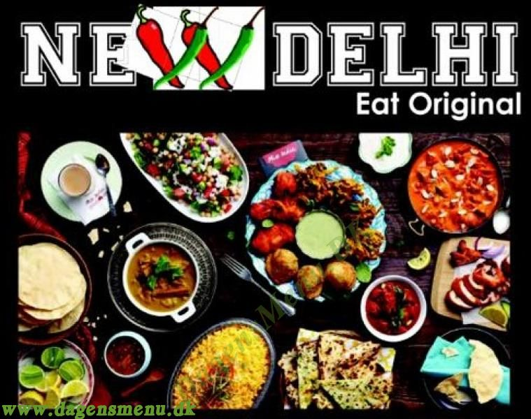 New Delhi Take Away