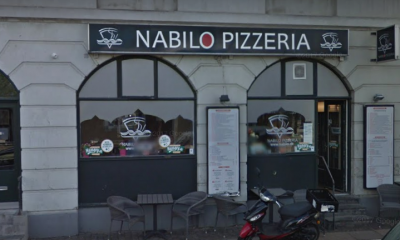 Nabilo Pizzaria  Islands Brygge