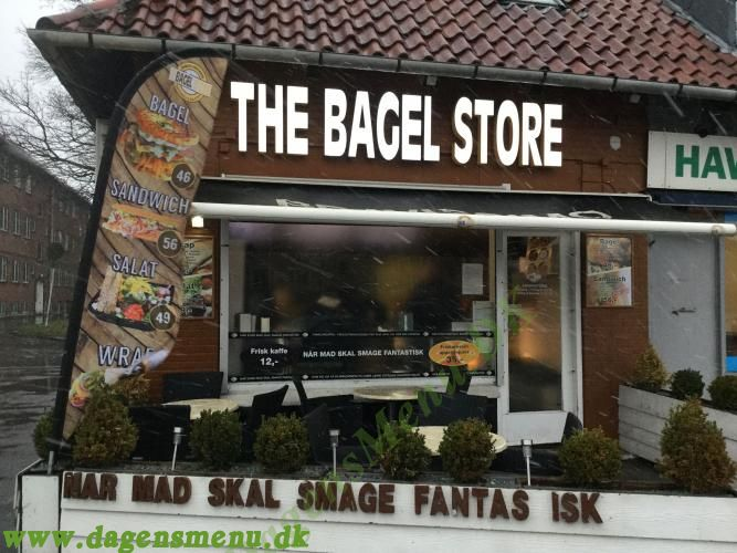 The Bagel Store Folehaven
