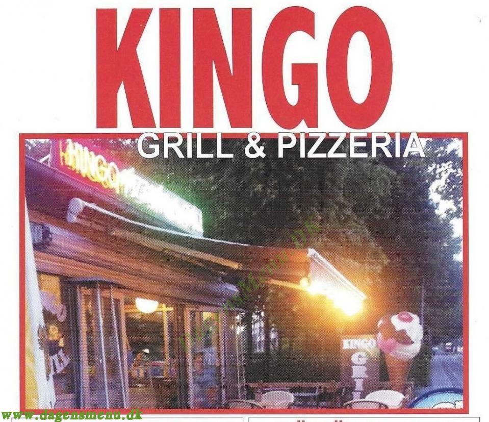 kingo grill