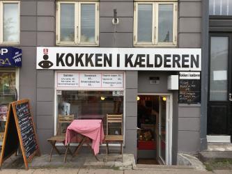 Kokken i kælderen København N