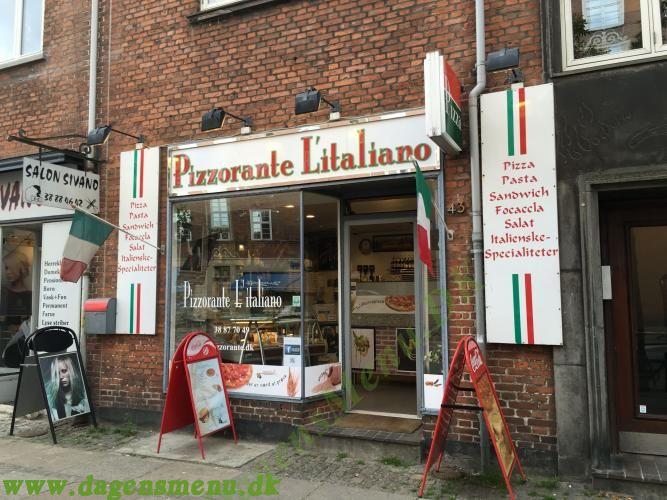 Pizzorante L'italiano