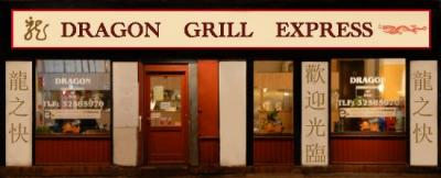 Dragon Grill Express & Sushi
