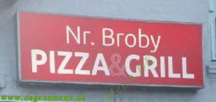 Nr. Broby Pizza