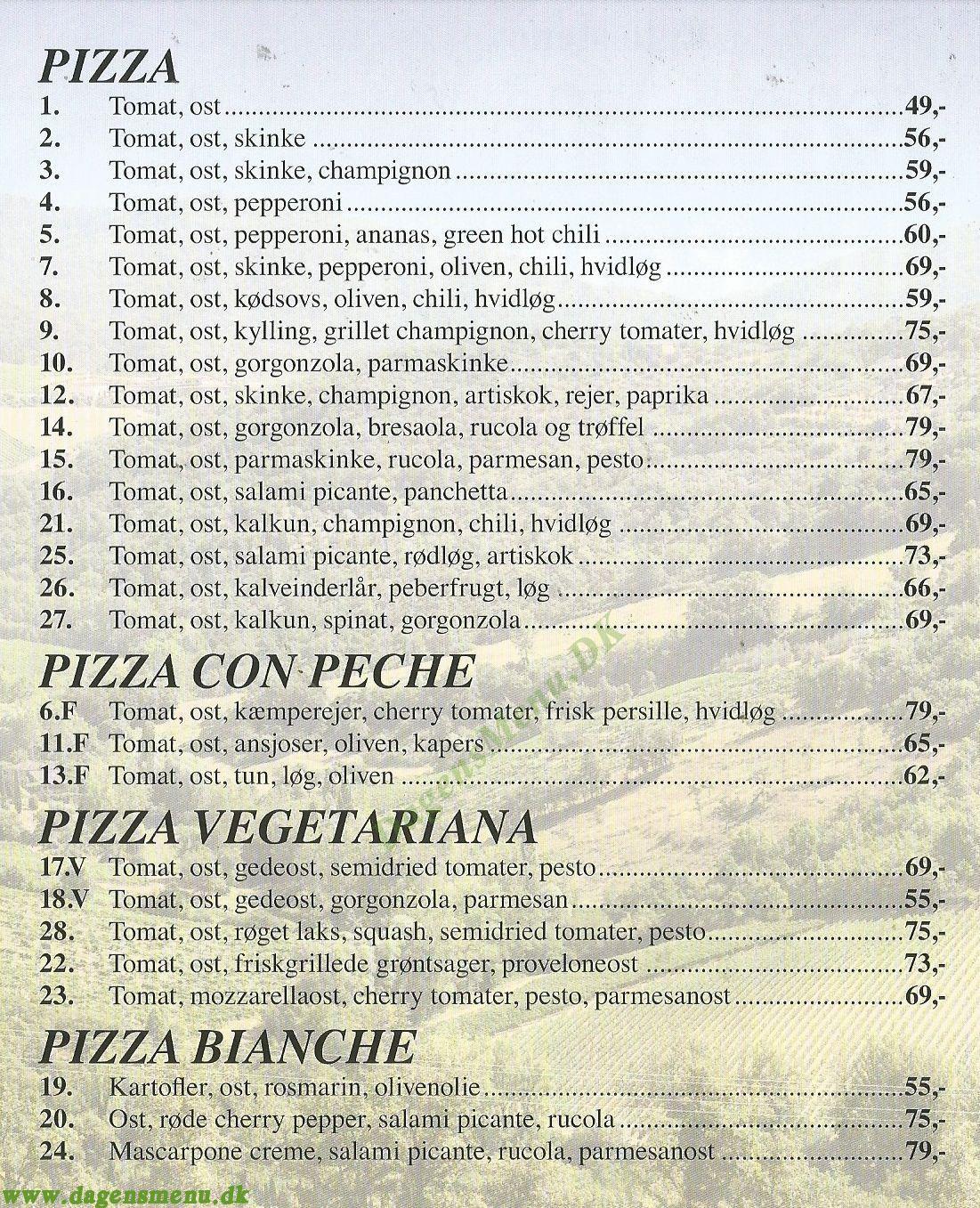 ramos pizza næstved telefon