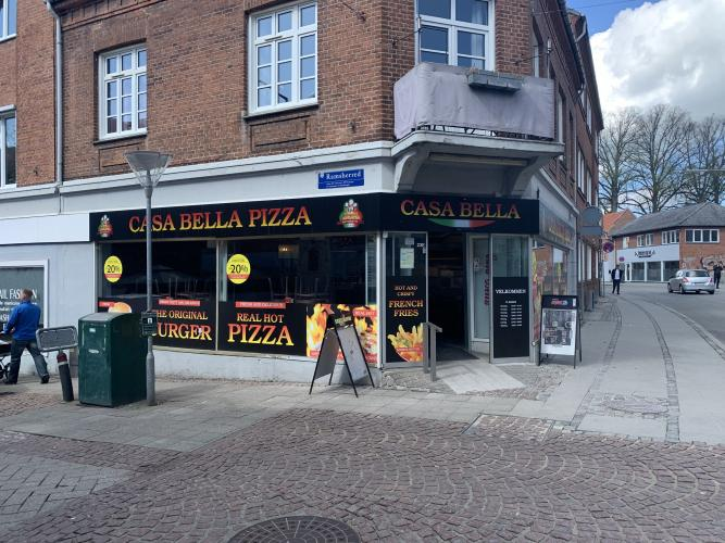 Casa Bella Pizza