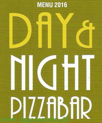 Day & Night Pizzabar
