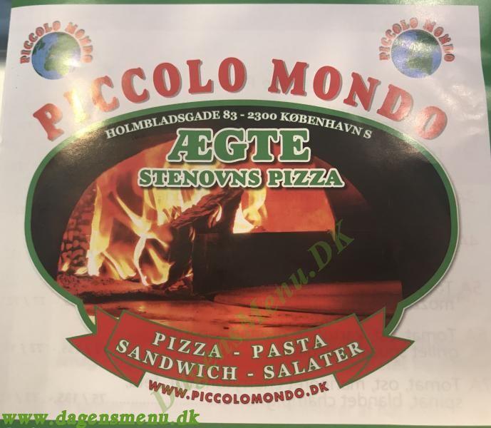 Piccolo Mondo Pizza