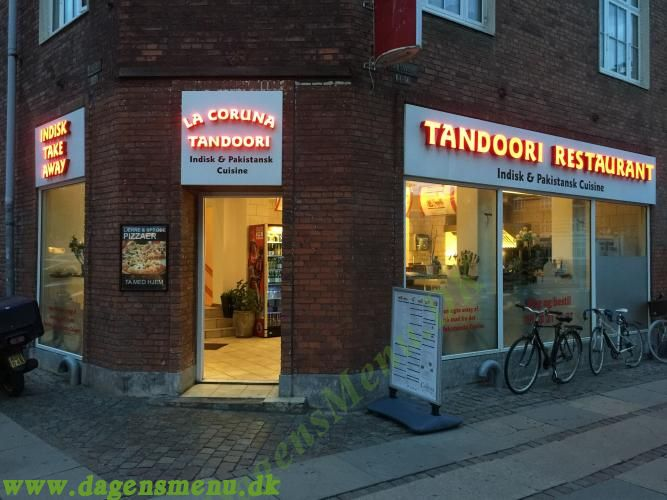 La Coruna Tandoori