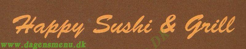 Happy Sushi & Grill