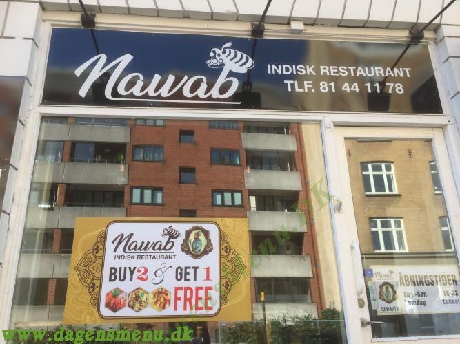 Nawab Indisk Takeaway