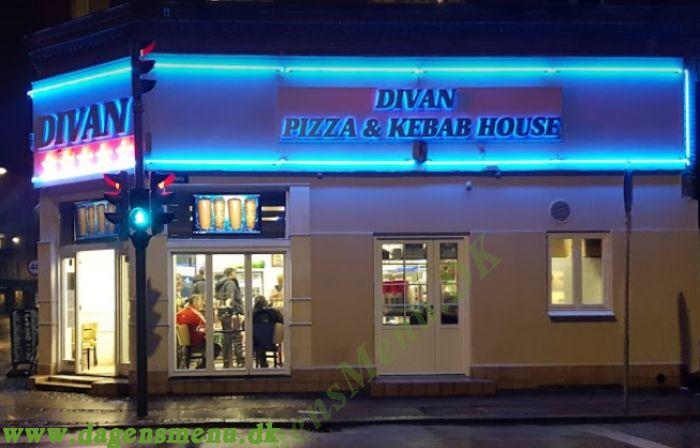 Divan Pizza & Kebab Nørrebro