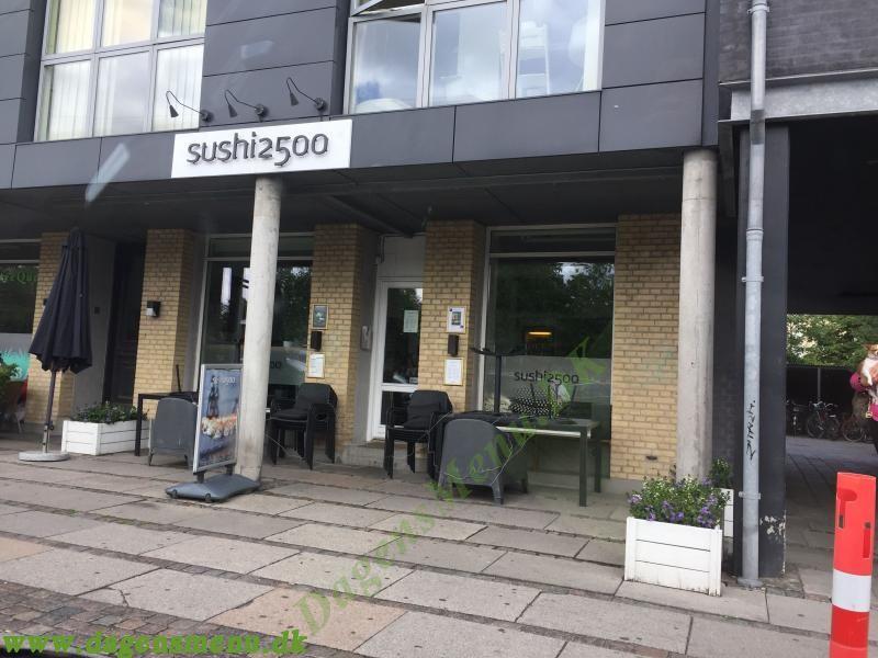 Frederiksberg Sushi2500