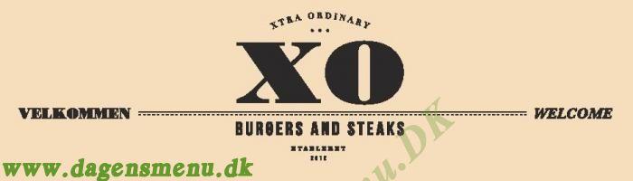 XO Burger and Steaks Axeltorv
