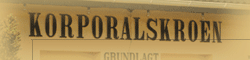 Korporalskroen