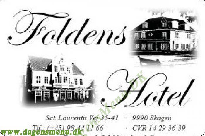 Foldens Cafe, Smørrebrød & Grill