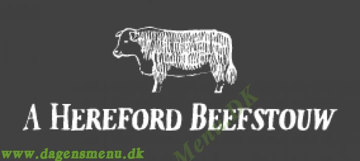 Skive A Hereford Beefstouw