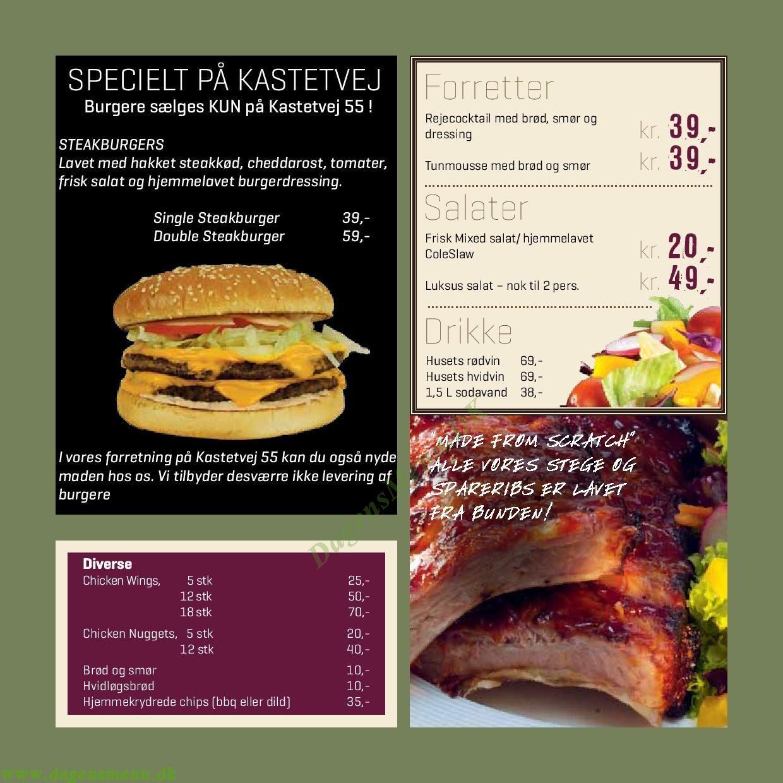 pizza milano nørresundby menukort