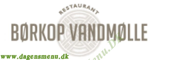 Restaurant Børkop Vandmølle