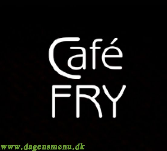 Cafe Fry Herning City
