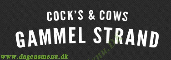 Cock's & Cows Gammel Strand