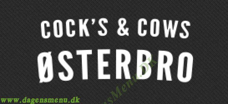 Cock's & Cows Østerbro