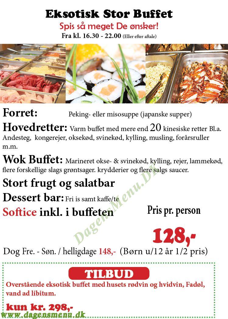 sushi buffet herning