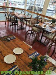 Restaurant skib Oranje