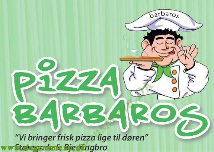 Pizza Barbaros