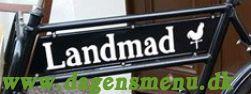 Cafe Landmad i Roskilde