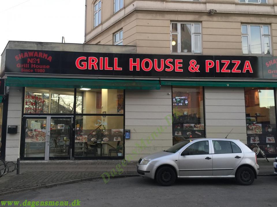 pizza udbringning nørrebro