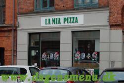 LA MIA PIZZA