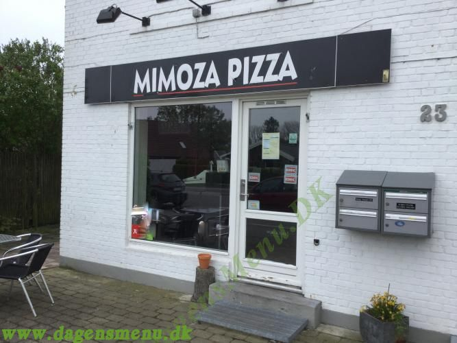 Mimoza Pizza