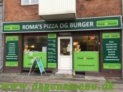 Roma´s Pizza & Burger