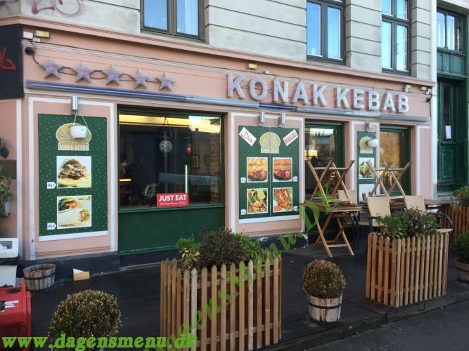 konya kebab Nørrebro