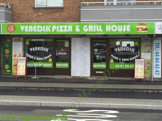 Venedik Pizza & Grill House